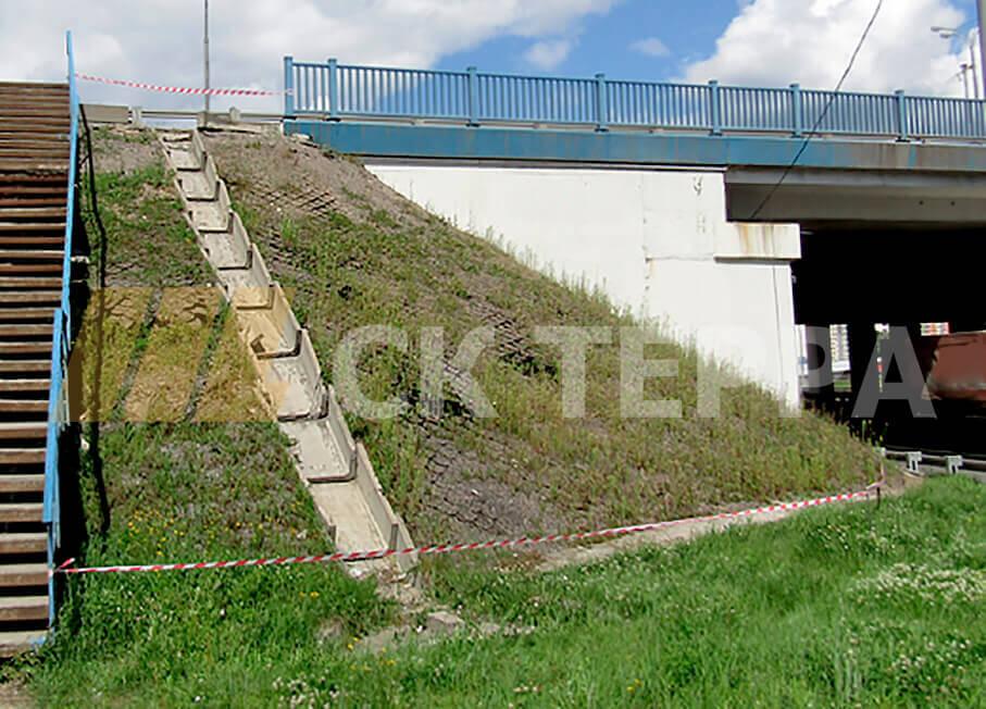 Киевское шоссе в районе пос. Колпаны